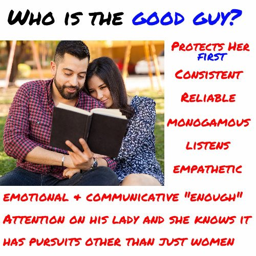 Who Is The Good Guy